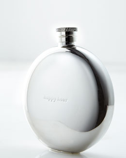 kate spade new york Silver Street Flask