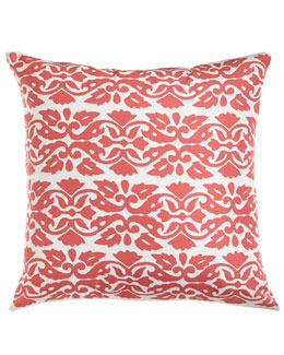 John Robshaw Mumtaz Cool Graphics Pillow