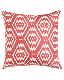 John Robshaw Vipin Cool Graphics Pillow