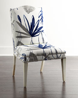 NM EXCLUSIVE Allison Botanical Dining Chair