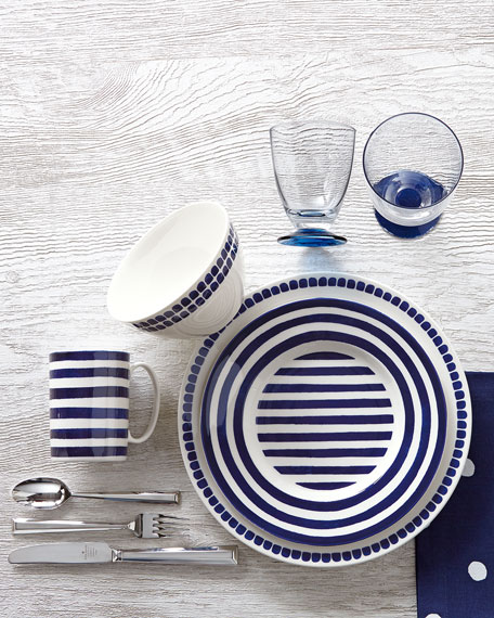 Four-Piece Charlotte Street North Place Setting  sc 1 st  Neiman Marcus & kate spade new york Four-Piece Charlotte Street North Place Setting