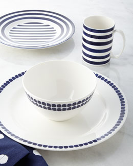 kate spade Four-Piece Charlotte Street North Place Setting