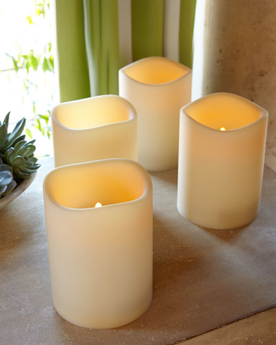 Outdoor LED Candle
