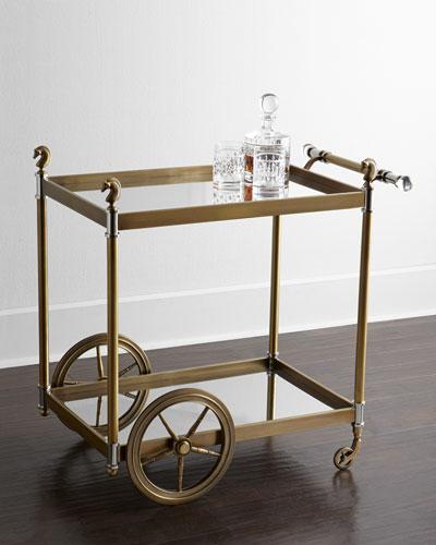 Jonathan Adler Jacques Bar Cart