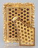 "Abelard Bejeweled 4"" x 6"" Frame"