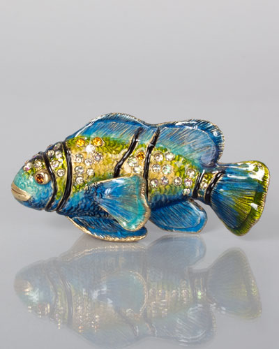Sebastian Clownfish Mini Figurine