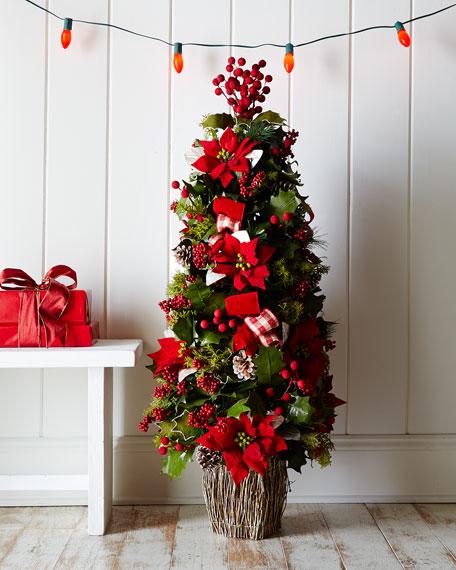 "Classic 50""T Christmas Tree"