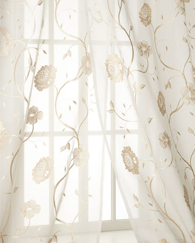 Luxury Curtains & Curtain Hardware at Neiman Marcus