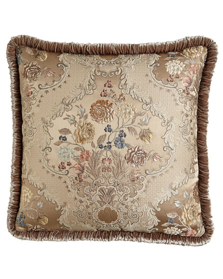 Dian Austin Couture Home French Chantilly Floral Brocade