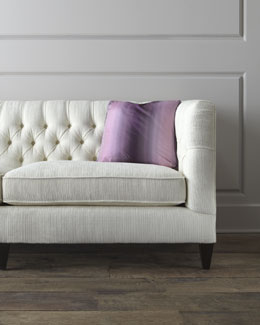 """Fulton"" Tufted Sofa"