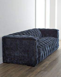 "NM EXCLUSIVE ""Beverly"" Tufted Sofa"