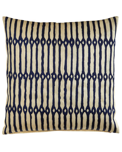 Sabila Striped Pillow