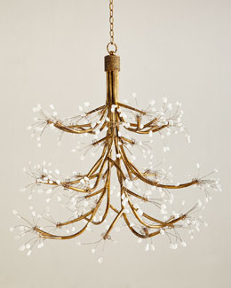 John-Richard Collection Enchantment Halogen Chandelier