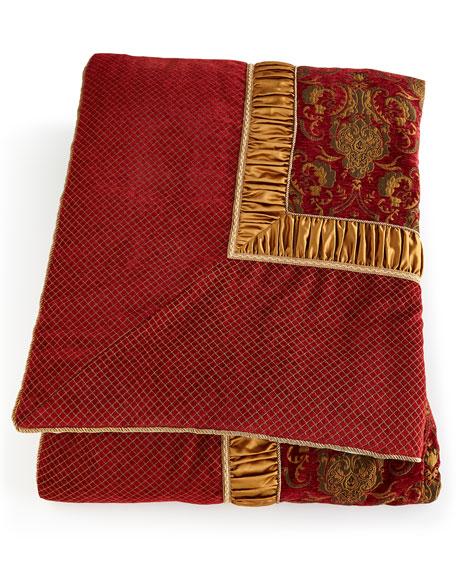 Queen Scarlet Comforter