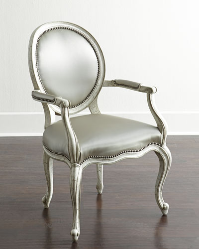 Old Hickory Tannery Dover Armchair