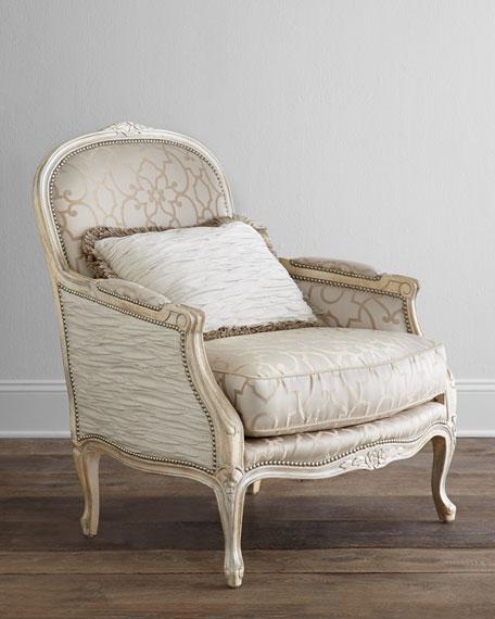 Massoud Ladonia Bergere Chair