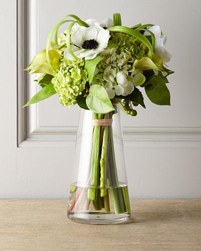Amelie Faux Floral Arrangement