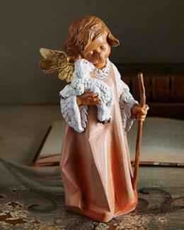 Fontanini Fontanini Angel with Lamb