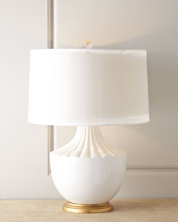 John-Richard Collection Carousel Table Lamp