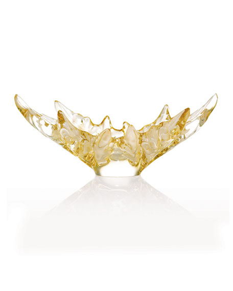 Champs-Elysees Bowl - Gold Lustre