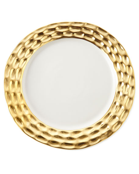 Michael Wainwright Truro Gold Charger Plate