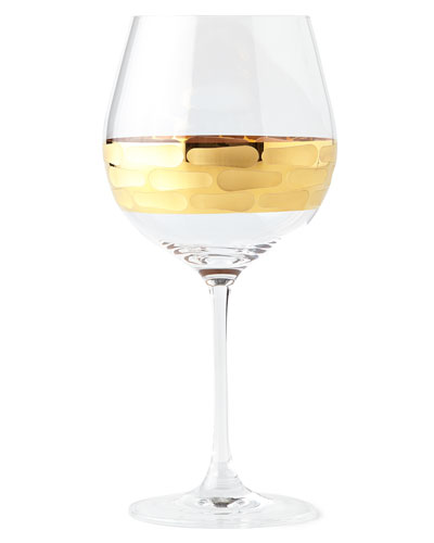 Truro Gold Red Wine Glass