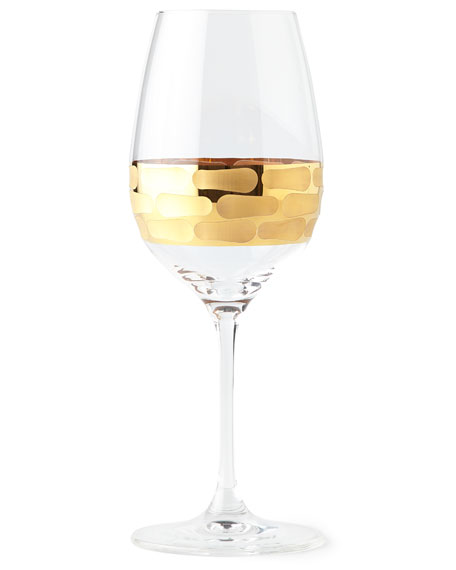 Michael Wainwright Truro Gold White Wine Glass