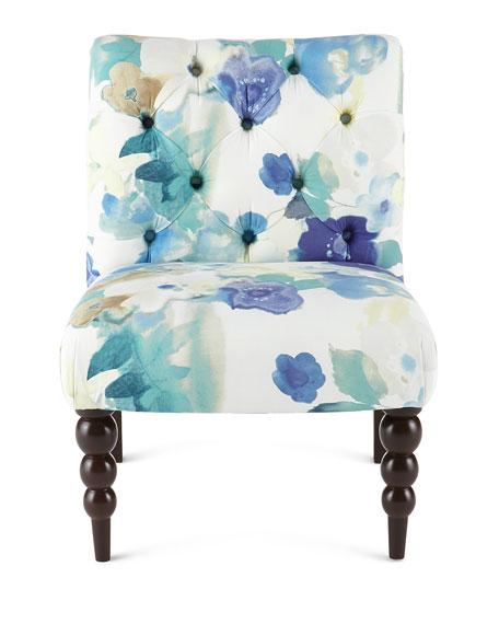 Paradiso Armless Chair
