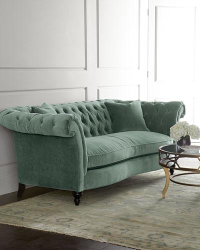 Jadelyn Tufted Sofa