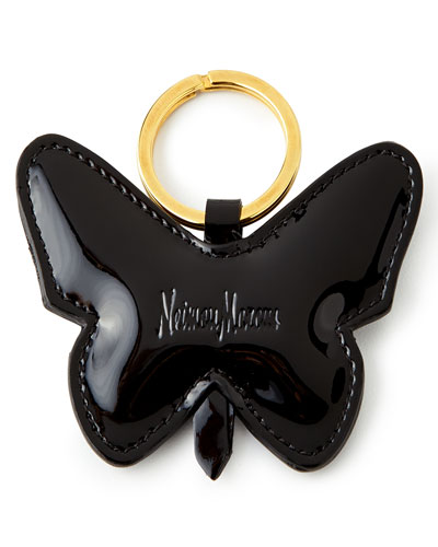 Neiman Marcus-Stamped Butterfly Key Chain