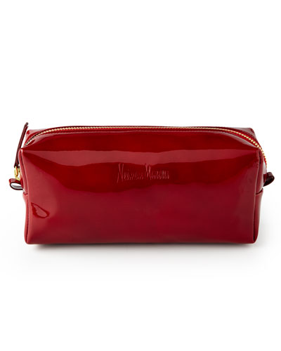 Neiman Marcus-Stamped Cosmetic Bag