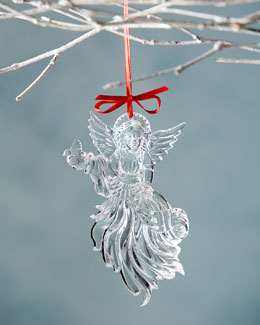 Waterford 2014 Annual Angel Christmas Ornament