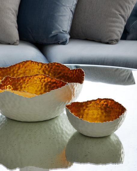 Four Cantara Nesting Bowls