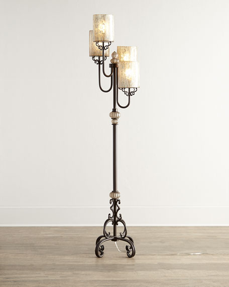 Hurricane Floor Lamp