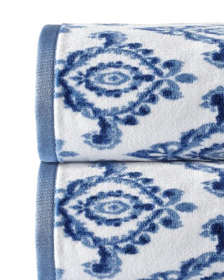 Madison Medallion Bath Towel