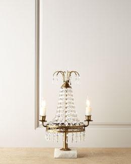 Lavenia Chandelier Table Lamp