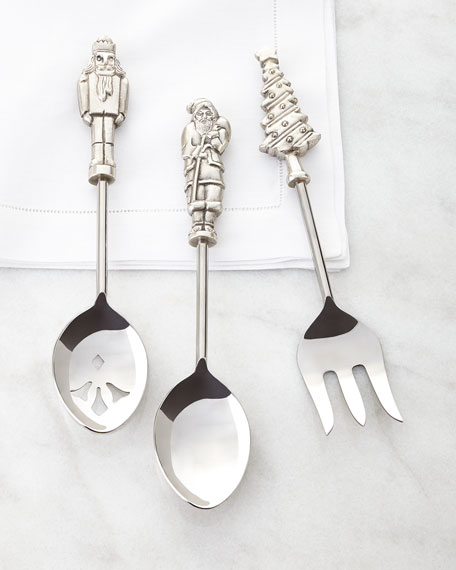 Three-Piece Holiday Hostess Set