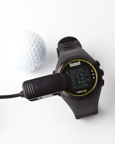 bushnell neoxs gps golf watch. Black Bedroom Furniture Sets. Home Design Ideas