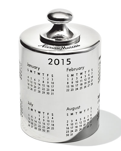 NM 2015 Calendar Paperweight