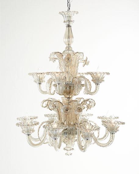 La Scala 12-Light Chandelier