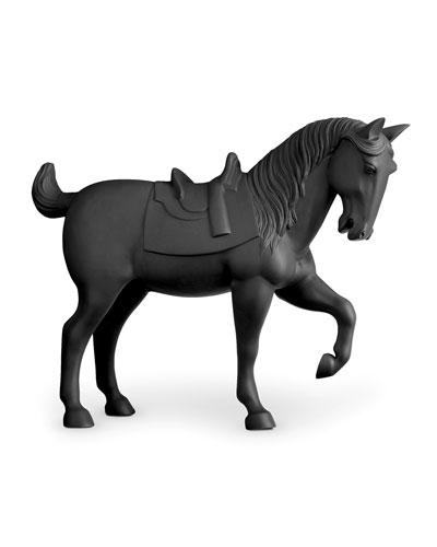 Large Horse Sculpture
