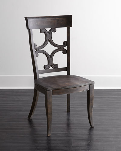 Two Contessa Side Chairs