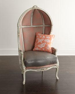 Massoud Summer Garden Balloon Chair