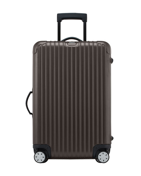 rimowa north america salsa matte bronze luggage matching items neiman marcus. Black Bedroom Furniture Sets. Home Design Ideas