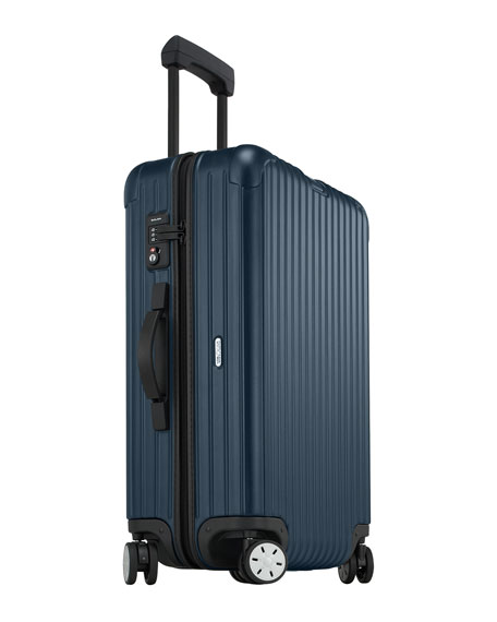 "Salsa Matte Blue 26""  Multiwheel Luggage"