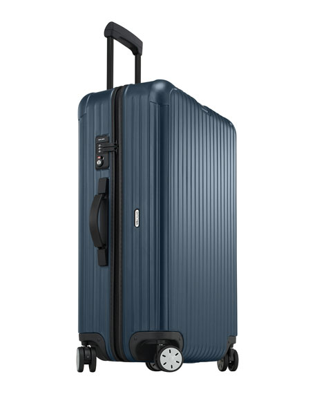 rimowa north america salsa matte blue luggage. Black Bedroom Furniture Sets. Home Design Ideas