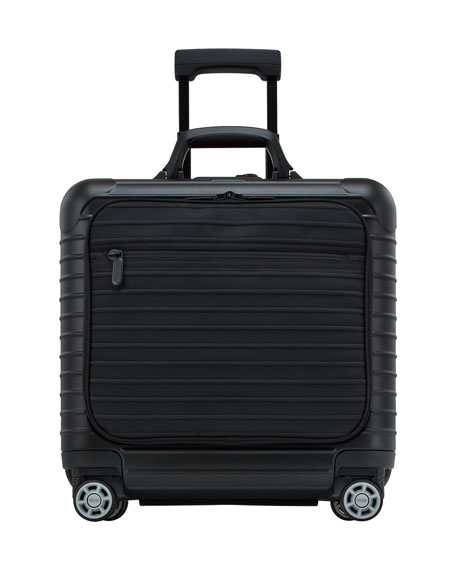 Rimowa North America Bolero Matte Black Business Trolley