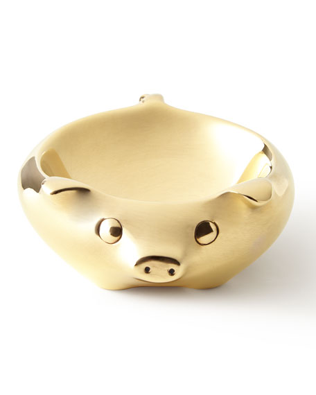 Jonathan Adler Pig Ring Bowl