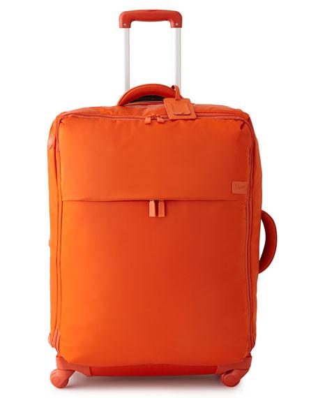 "Tangerine 28"" Four-Wheel Trolley"