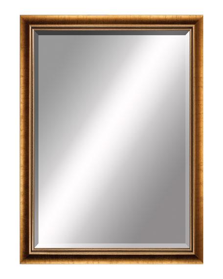 luciana mirror 30 x 42. Black Bedroom Furniture Sets. Home Design Ideas